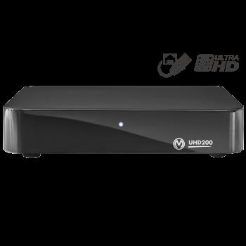 Приставка телевизионная 4K IPTV Vermax UHD250X2G