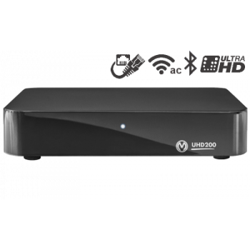 Приставка телевизионная 4K IPTV Vermax UHD300 б/у