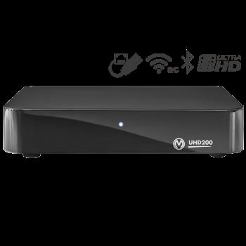 Приставка телевизионная 4K IPTV Vermax UHD300X2G