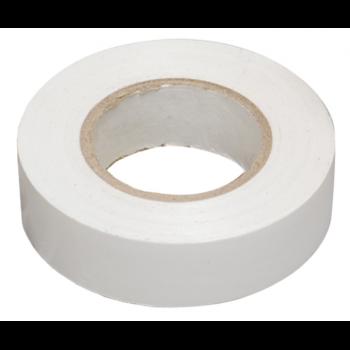 Изолента ПВХ 0.13х15мм (рул.20м) бел. ИЭК