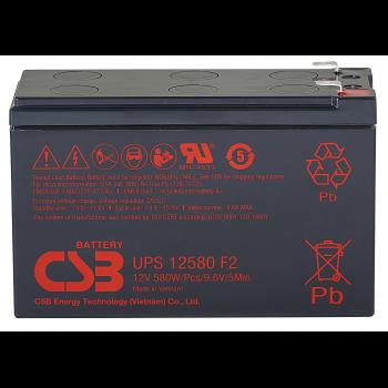 Аккумулятор CSB UPS12580 F2