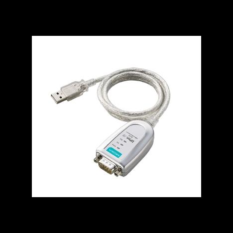UPort 1110 RU 1-портовый преобразователь USB в RS-232 MOXA