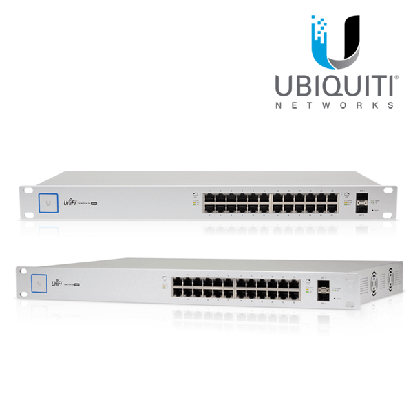 Коммутатор Ubiquiti UniFi Switch 24