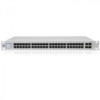 Коммутатор Ubiquiti UniFi Switch PoE 48 порта 500W