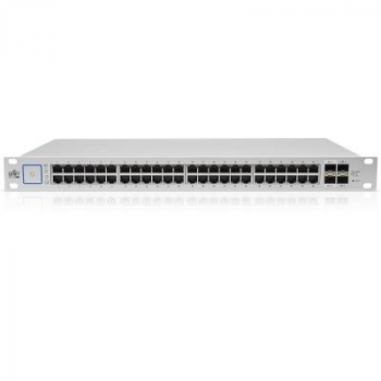 Коммутатор Ubiquiti UniFi Switch PoE 48 порта 500W