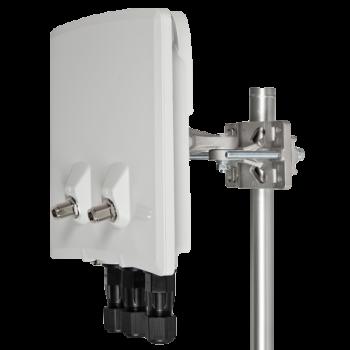 Оконечная станция InfiLink XG 4,9-6 GHz, 500Mbit/s, 2x27dBm, 2GE-SFP, 2xN-female