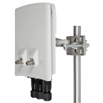 Оконечная станция InfiLink XG 6-6,425 GHz, 500Mbit/s, 2x27dBm, 2GE-SFP, 2xN-female