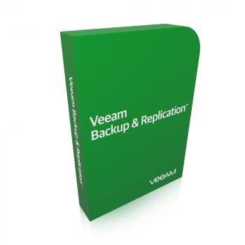 Лицензия Veeam Backup & Replication Standard, Includes 1st year of Basic Support