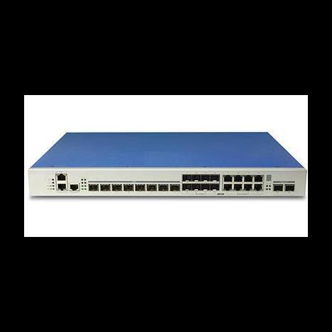 Станционный терминал OLT с 8 портами GPON (SFP) и 4 порта 10G/SFP+, 4 комбо-портами 10/100/1000-Base-T/SFP