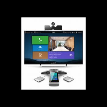 Tерминал видеоконференцсвязи для средних переговорных комнат, Yealink VC500-Phone-Wired