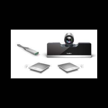 Tерминал видеоконференцсвязи для средних переговорных комнат, Yealink VC500-Wireless Micpod-WP