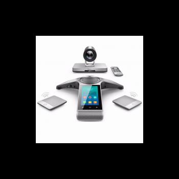 Tерминал видеоконференцсвязи для больших переговорных комнат, Yealink VC800-Phone-Wireless
