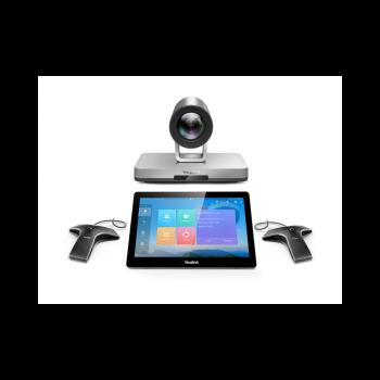 Tерминал видеоконференцсвязи для больших переговорных комнат, Yealink VC800-VCM-CTP-VCH
