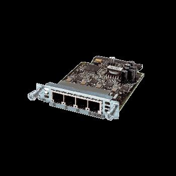 Модуль Cisco VIC-4FXS/DID