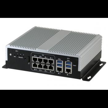 Платформа Aaeon VPC-5600S, процессор i3-7100U