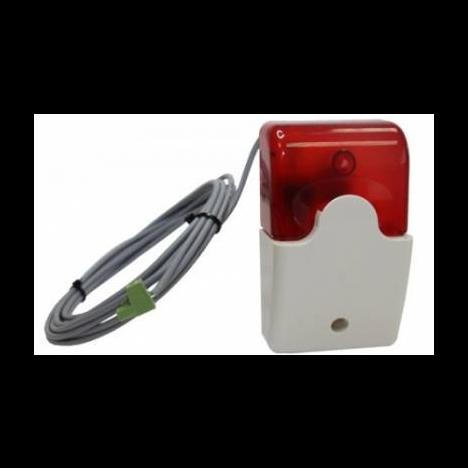 Звуковой и световой сигнализатор
