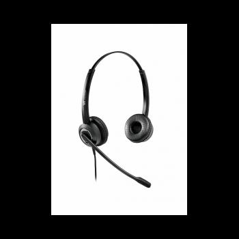 Проводная гарнитура VT6200-D, Дуо, HD звук, USB