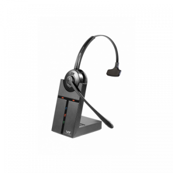 Беспроводная гарнитура VT9400, Моно, HD звук, 150м DECT, для компьютера и телефона