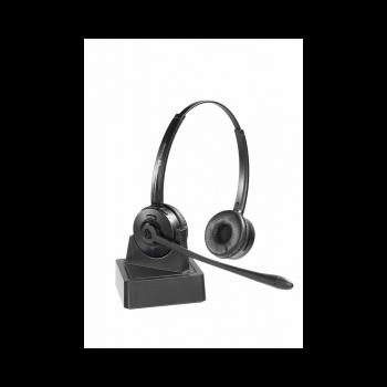Беспроводная гарнитура VT9500-D, Дуо, HD звук, 10м Bluetooth