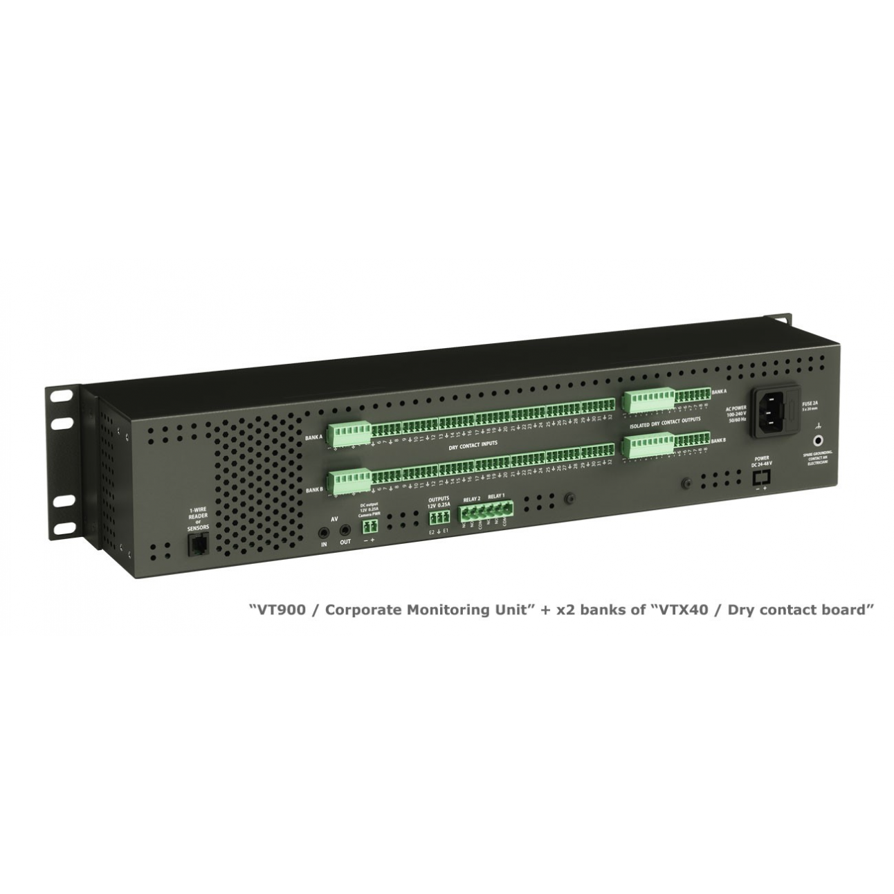 Корпоративный модуль мониторинга VT960