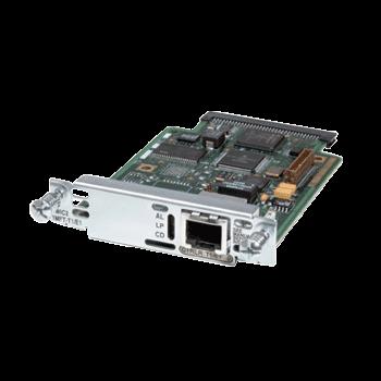 Модуль Cisco VWIC-1MFT-E1