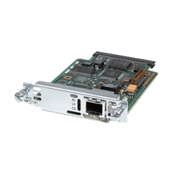 Модуль Cisco VWIC-1MFT-G.703
