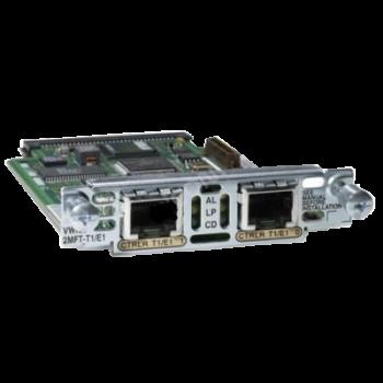 Модуль Cisco VWIC2-2MFT-T1/E1