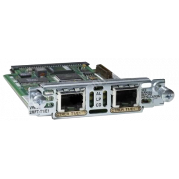 Модуль Cisco VWIC2-2MFT-T1/E1