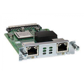 Модуль Cisco VWIC3-2MFT-T1/E1