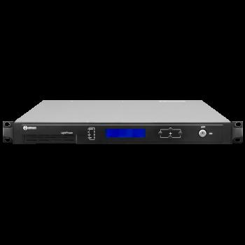 Оптический усилитель VERMAX для сетей КТВ, 20dBm выход, 2 входа