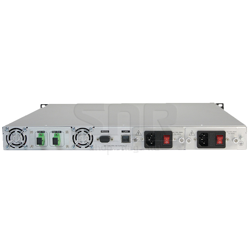 Оптический усилитель VERMAX для сетей КТВ, 21dBm
