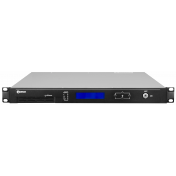 Оптический усилитель VERMAX для сетей КТВ, 24dBm выход, 2 входа