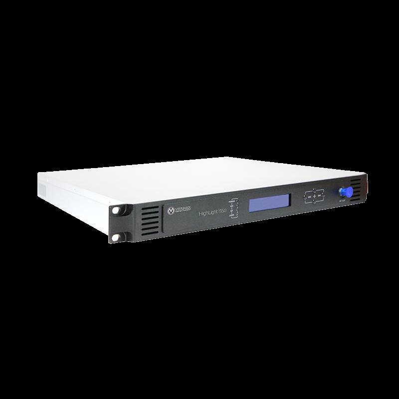Передатчик оптический для сетей КТВ Vermax-HL-1550CM-2x9