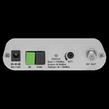 Приёмник оптический для сетей КТВ Vermax-LTP-078-6-ISp
