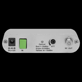 Приёмник оптический для сетей КТВ Vermax-LTP-078-6-ISw