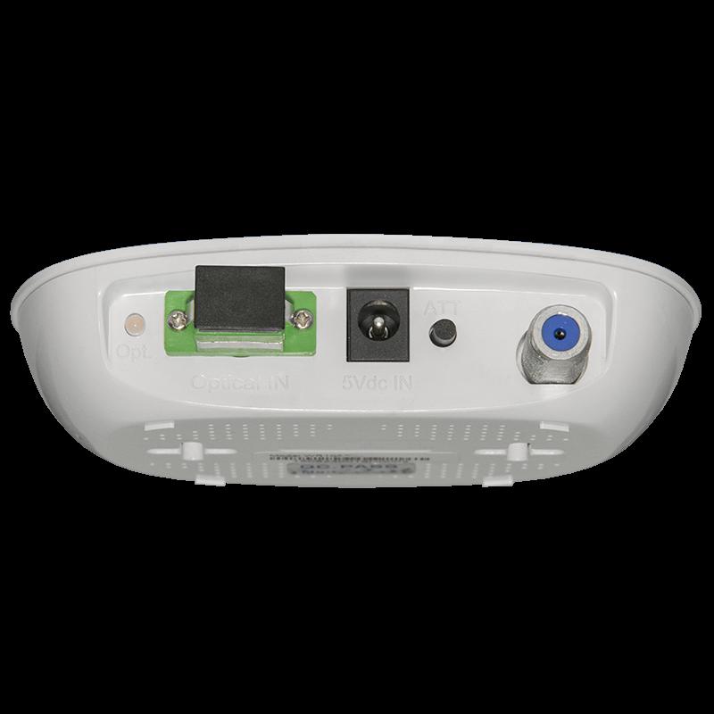 Приёмник оптический для сетей КТВ Vermax-LTP-082-15-IS