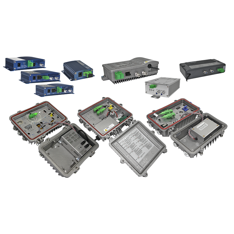Приёмник оптический для сетей КТВ Vermax-LTP-095-7-IS