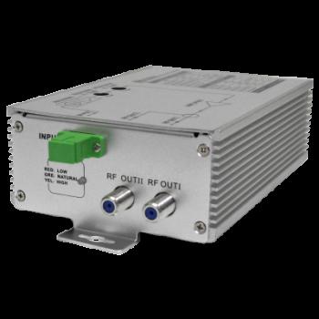 Приёмник оптический для сетей КТВ Vermax-LTP-108-7-IS