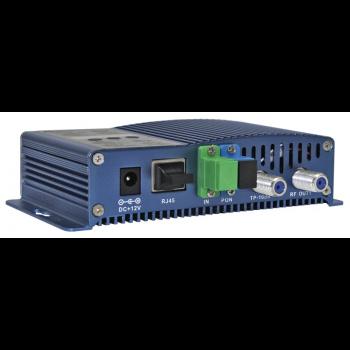 Приёмник оптический для сетей КТВ Vermax-LTP-112-9-ISNp