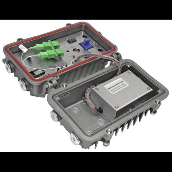 Приёмник оптический для сетей КТВ Vermax-LTP-114-9-OD