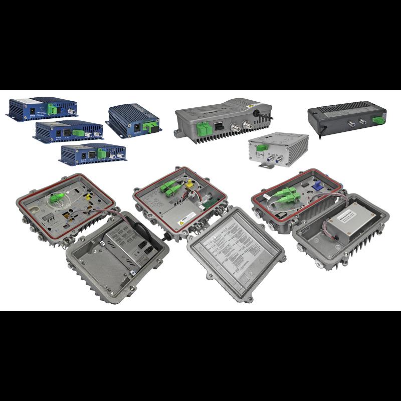 Приёмник оптический для сетей КТВ Vermax-LTP-114-9-OSb
