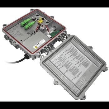 Приёмник оптический для сетей КТВ Vermax-LTP-116-7-ODN