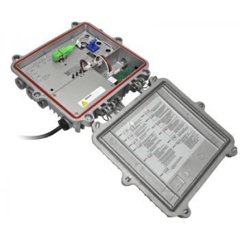 Приёмник оптический для сетей КТВ Vermax-LTP-116-7-OSNo внешний оптический порт