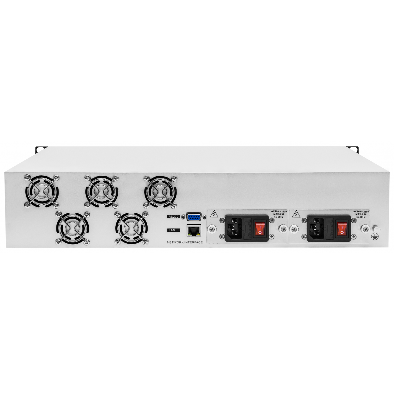 Оптический усилитель VERMAX для сетей КТВ, 2 входа, 16*16dBm выхода, WDM фильтр PON