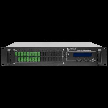 Оптический усилитель VERMAX для сетей КТВ, 16*20dBm