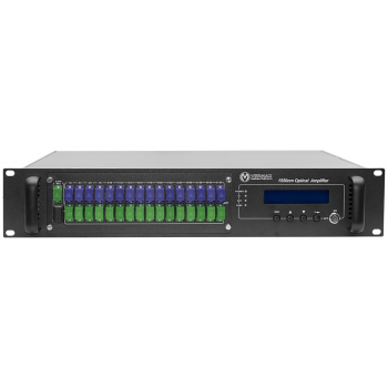 Оптический усилитель VERMAX для сетей КТВ, 32*20dBm, WDM фильтр PON