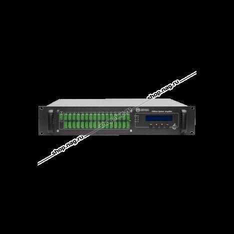 Оптический усилитель VERMAX для сетей КТВ, 32*20dBm