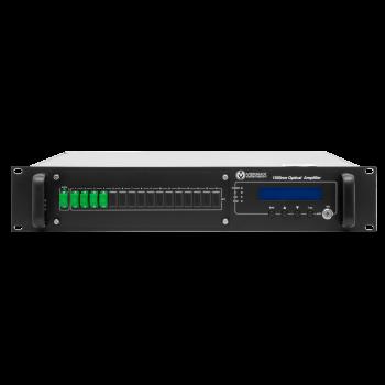 Оптический усилитель Vermax для сетей КТВ, 4*21dBm выхода, WDM фильтр PON