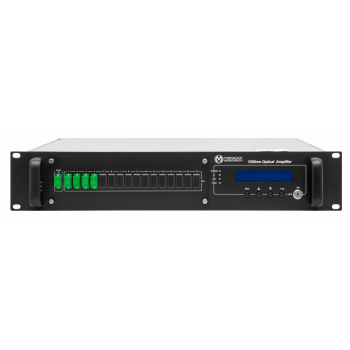 Оптический усилитель Vermax для сетей КТВ, 4*22dBm выхода, WDM фильтр PON