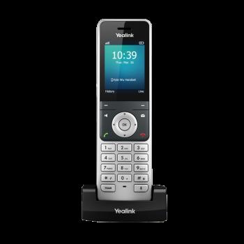 SIP-телефон Yealink W56H DECT SIP-трубка для W52P/W53P/W60P/W60B/CP930W-Base/W80B